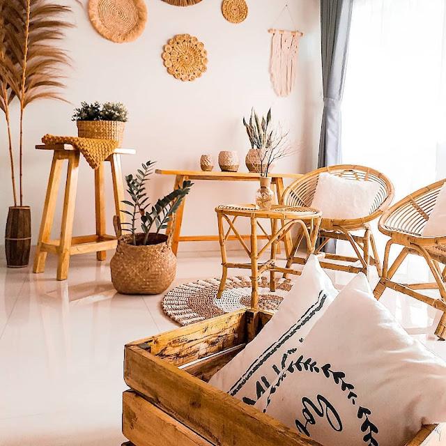 Desain Ruang Keluarga Minimalis Ala Jepang