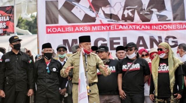 Prihatin Kebangkitan Komunis, Presidium KAMI Surati Presiden Jokowi, Layangkan 3 Tuntutan
