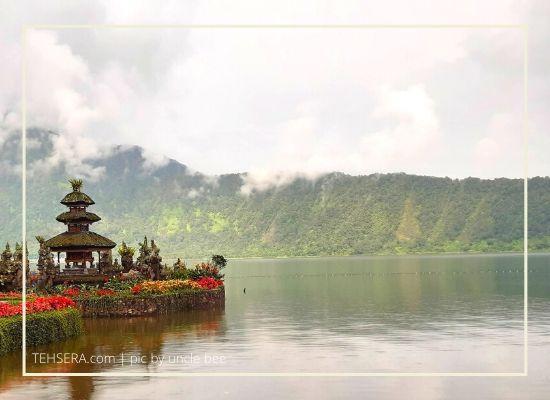 bedugul lake view