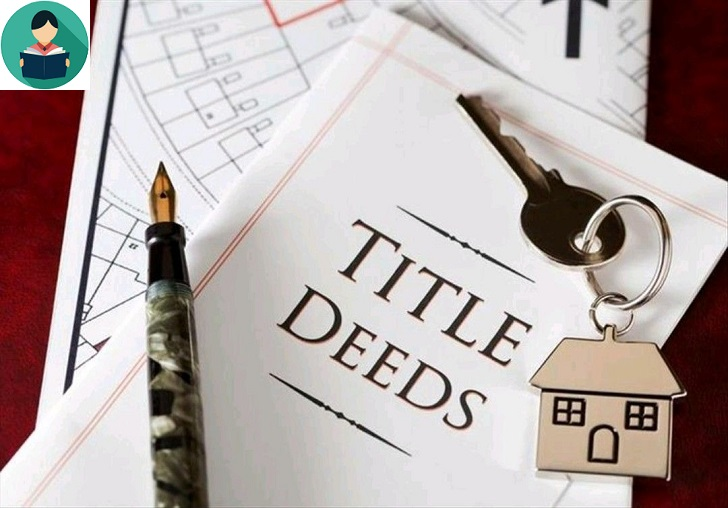 Step by step guide on how to apply for a title deed in Kenya