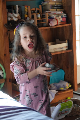 Josie as Cinderella