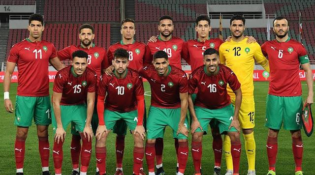 جميع خصوم المنتخب المغربي في تصفيات مونديال قطر تأهلوا لكأس إفريقيا