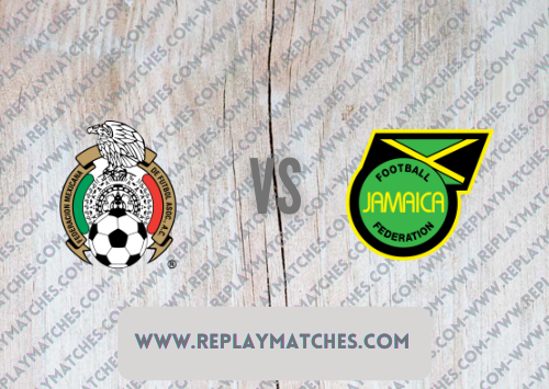 Mexico vs Jamaica -Highlights 03 September 2021