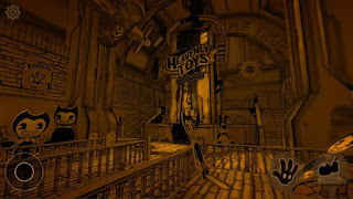 Bendy and the Ink Machine Apk Terbaru
