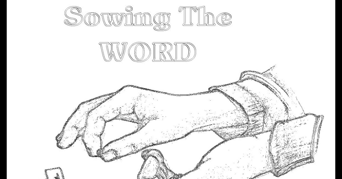 Children's Gems In My Treasure Box: Sowing The Word