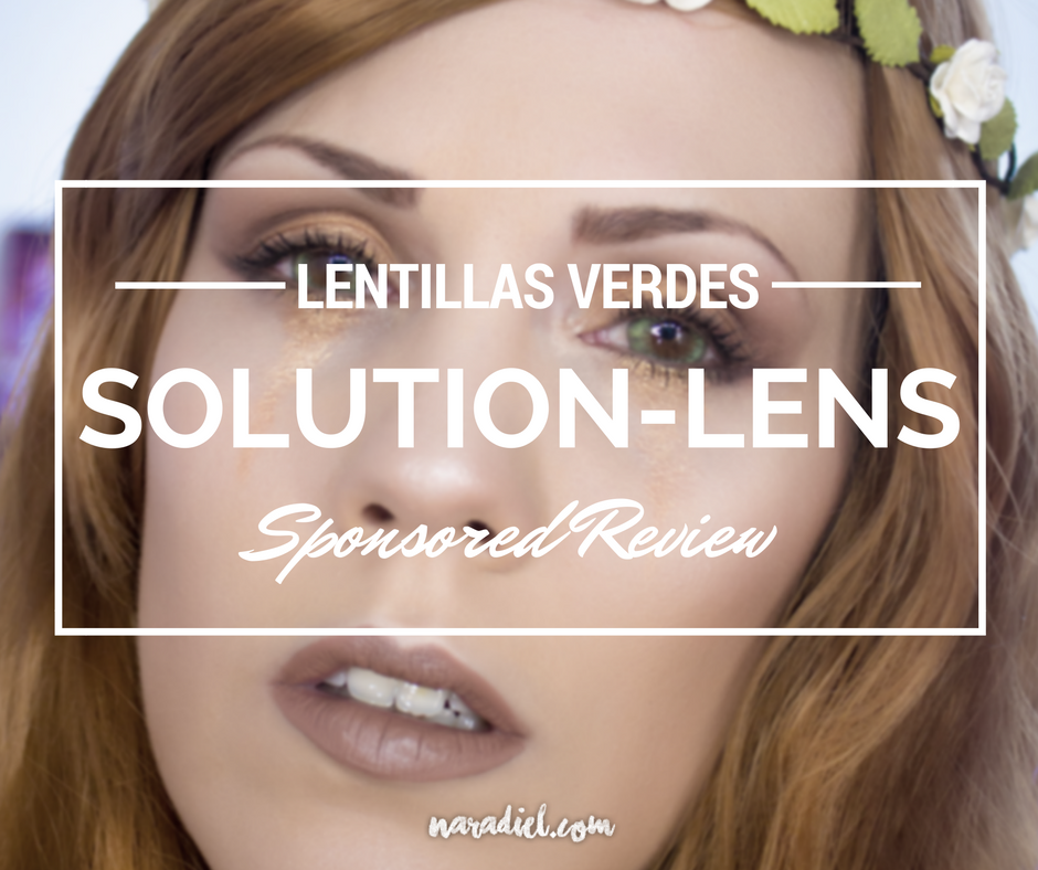 Review Lentillas Dueba Tony Green de Solution-Lens