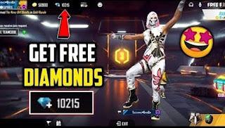 Free Fire me Diamonds kaise Lete Hai