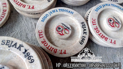 Souvenir Asbak Unik, Jual Asbak Marmer, Asbak Dari Batu Marmer