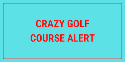 A new pop-up crazy golf course is opening in Hastings