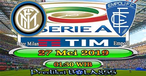 Prediksi Bola855 Inter Milan vs Empoli 27 Mei 2019