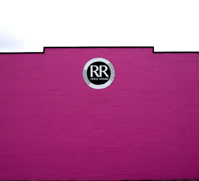Pink Wall Retro Reload