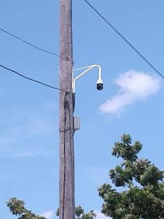 Ministerio de Defensa instala càmaras de seguridad en Chequeo P.N. Cruce de Cabral.