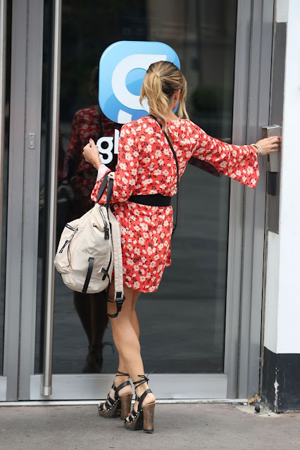 Zoe Hardman Latest Photos from Global Radio Studios in London Actress Trend