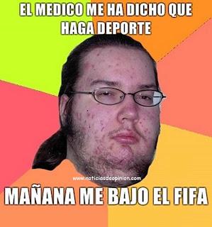 Meme Butthurt Dweller - 'gordo granudo'