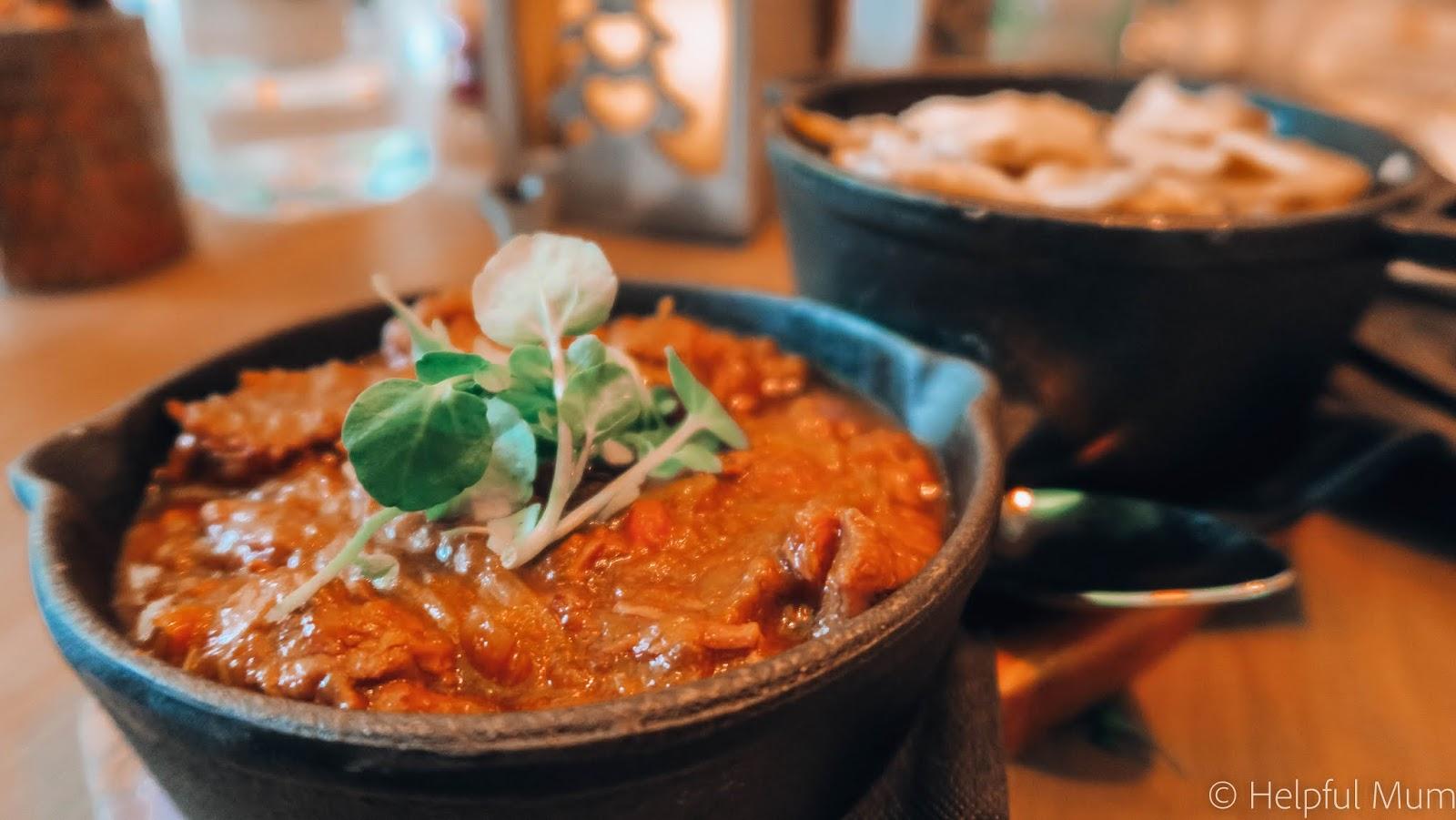 Alexander's alpine stew