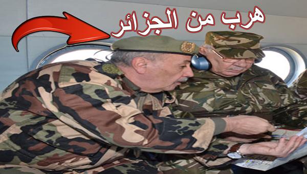 عاجل.. هرب اللواء شريف عبد الرزاق الجزائر ويرفض العودة اليها لن تصدق السبب
