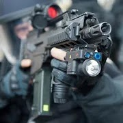 Black Ops SWAT - Offline Action Games 2021 mod apk download