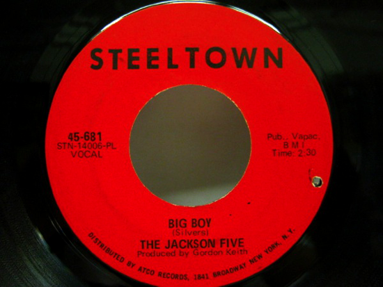Big Boy - March 1968