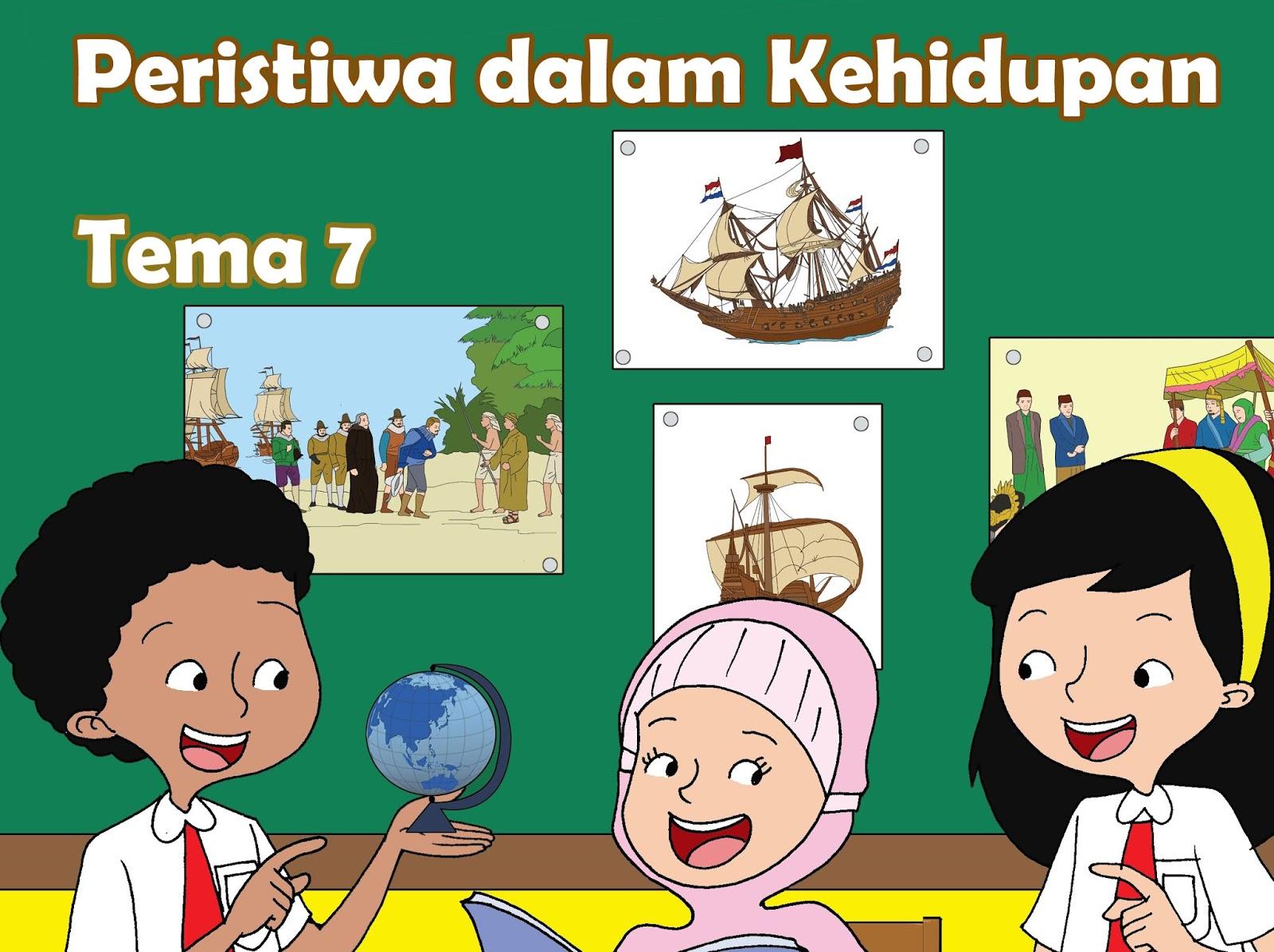 Materi Dan Kunci Jawaban Tema 7 Kelas 5 Gawe Kami