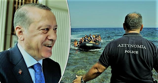 Ο υβριδικός πόλεμος της Τουρκίας εναντίον της Ελλάδας