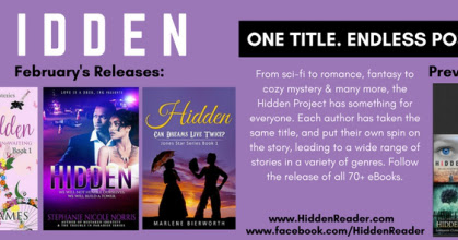 Introducing the HIDDEN releases for February @HiddenReader