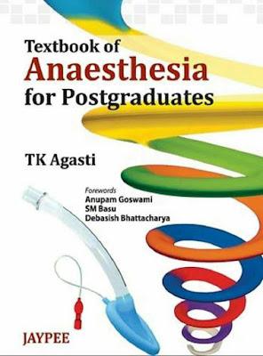 Textbook of Anaesthesia for Postgraduates 1