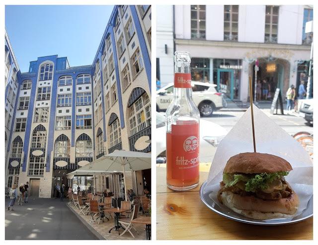 Onde comer e se divertir em Berlim -  Revolver Burger