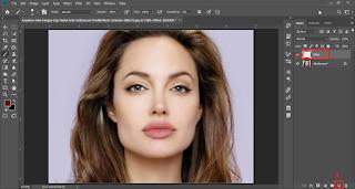 Mewarnai Lipstik Bibir Dengan Adobe Photoshop