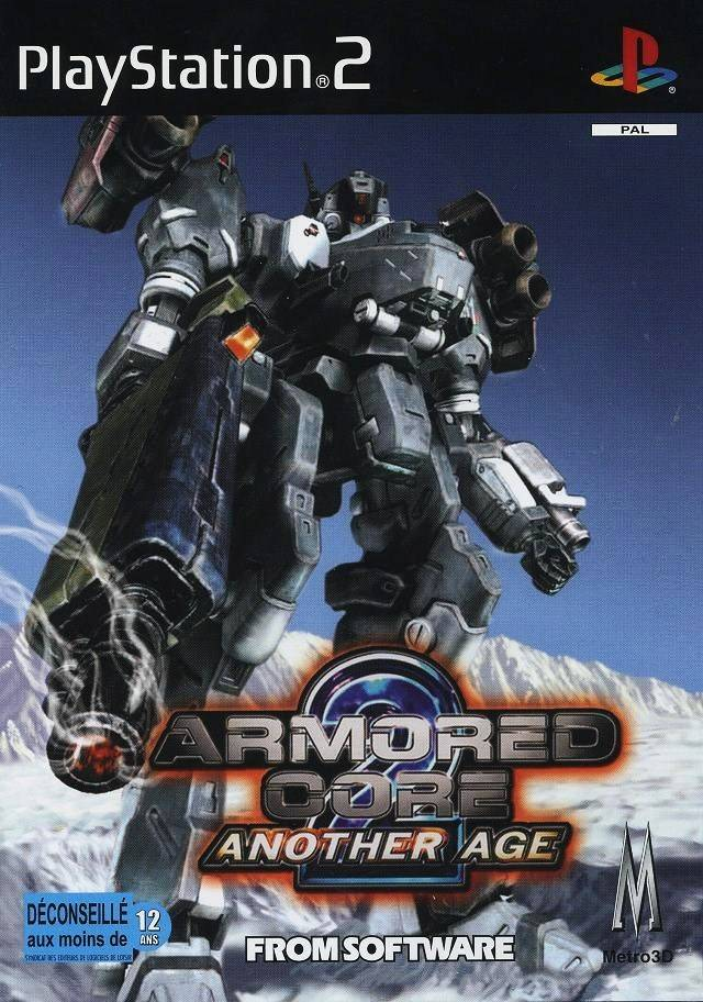 Armored Core 2 Another Age PAL PS2