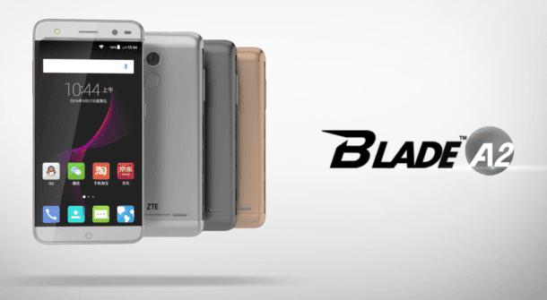 Harga dan Spesifikasi ZTE Blade A2 Berkamera 13 MP