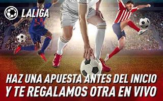 sportium Promo Liga Vivo 3-4 octubre 2020