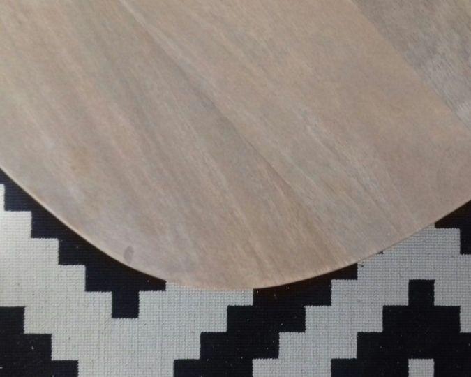 Como quitar manchas de grasa de mesas de madera sin tratar