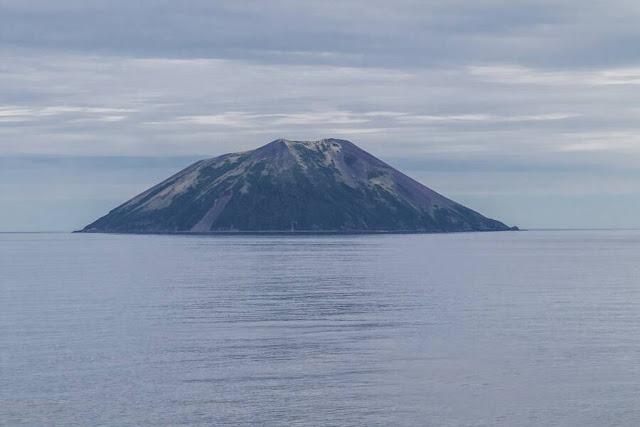 вулкана Райкоке