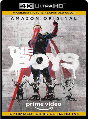 The Boys (2019) Temporada 1 [4K 2160p-HDR] Latino Dual [GoogleDrive] TeslavoHD