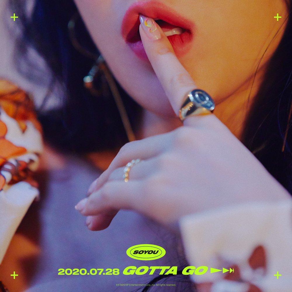 SOYOU (소유) GOTTA GO