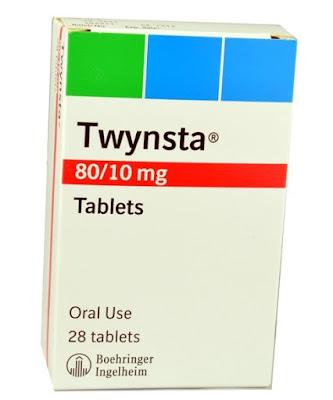 Harga Twynsta Terbaru 2017 Obat Hipertensi