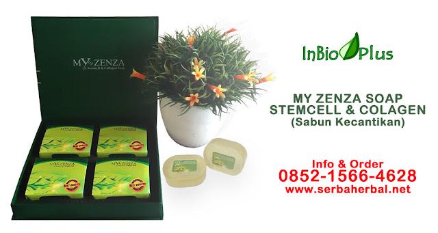 Manfaat Sabun MYZENZA Stemcell Soap Untuk Perawatan Kulit