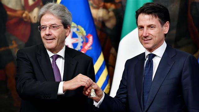 Anti-EU government takes power in Italy