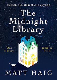 The Midnight Library by Matt Haig book cover