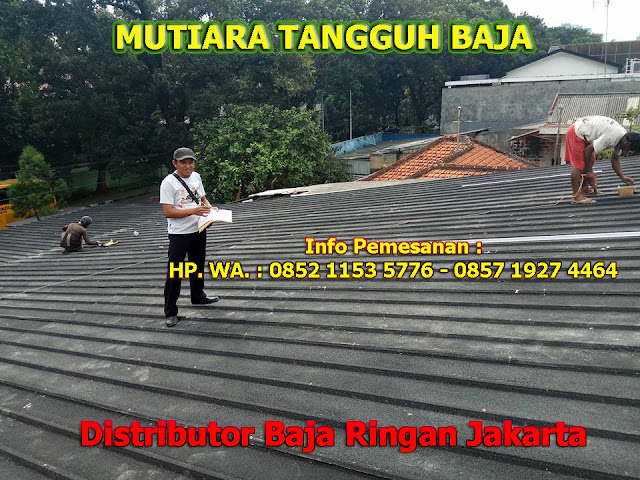 Distributor Baja Ringan Jakarta Utara yang Berkualitas dan Murah