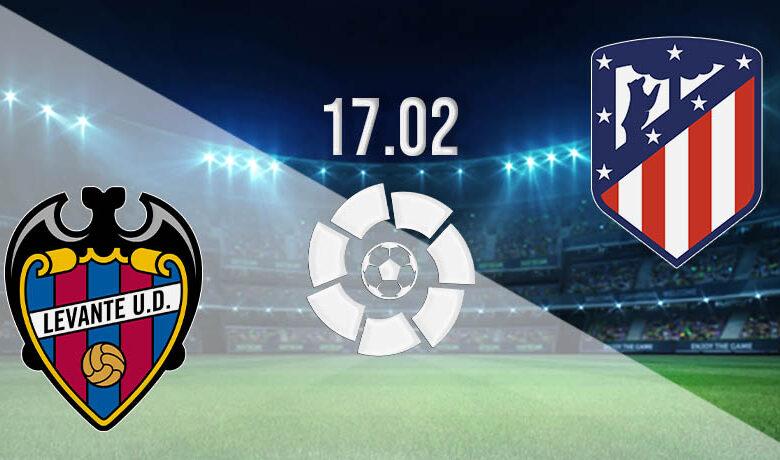 بث مباشر مباراة اتلتيكو مدريد وليفانتي