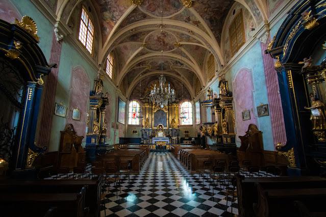 Chiesa di Santa Barbara-Cracovia