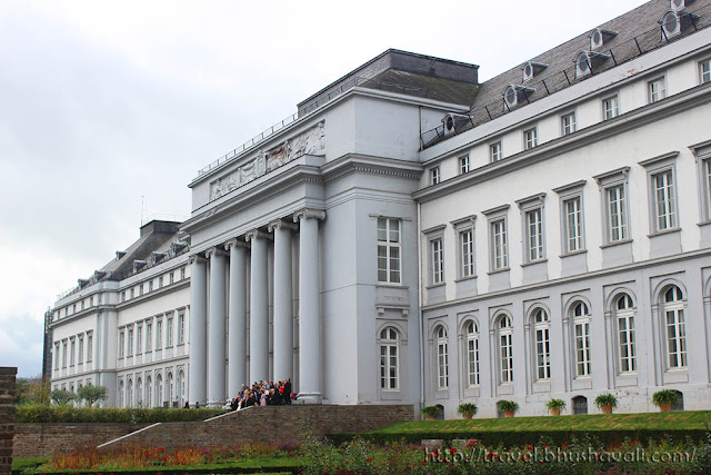 Places to see in Koblenz - Electoral Palace