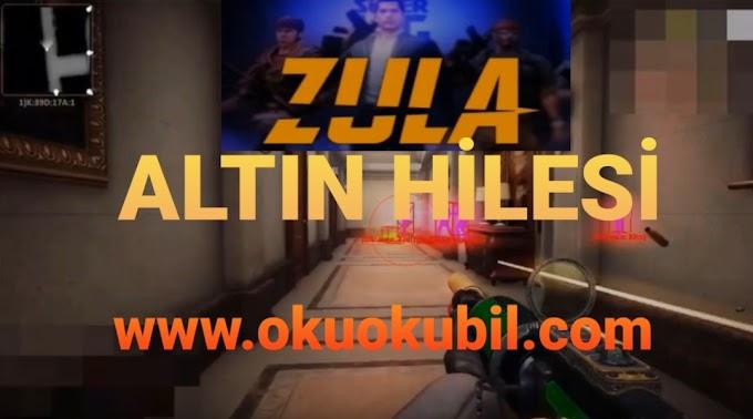 Zula v3.0 Altın Ve Za Hilesi Anti report Ban Riski Yok İndir Şubat 2020