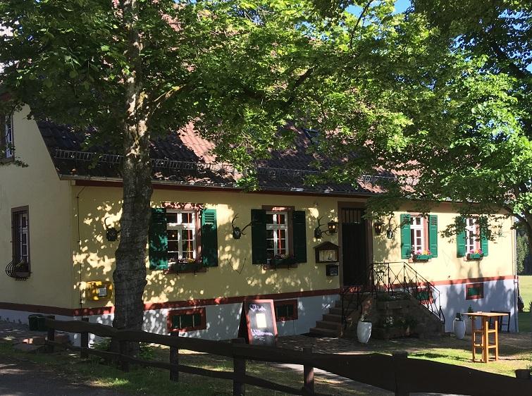 Forsthaus Eulbach - Gasthof mit Biergarten