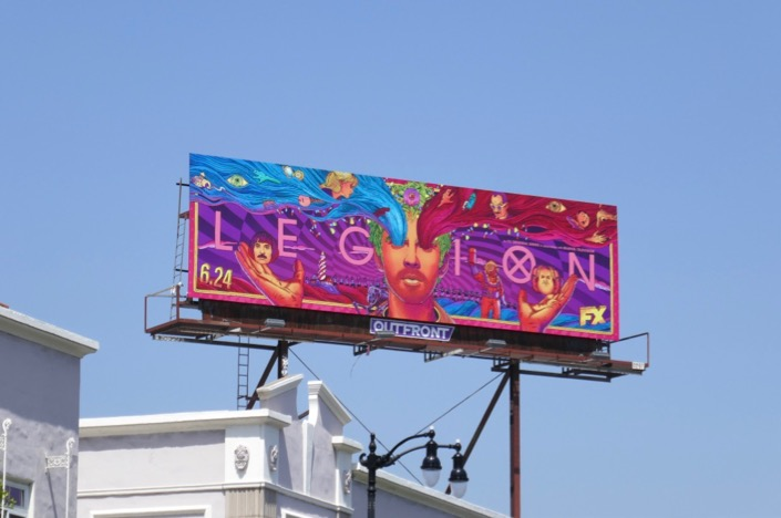 Legion season 3 billboard