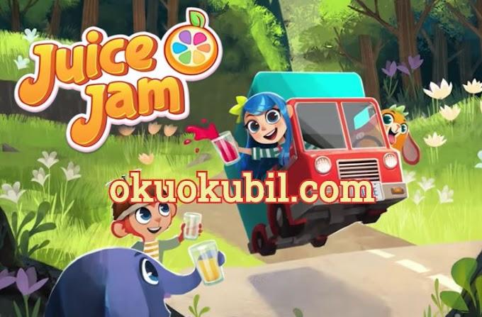 Juice Jam 3.11.8 Meyveli Bulmaca Sınırsız Para APK + Mod Hileli İndir 2020