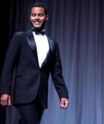 Mairiense, Jadson Xavier fica em 2º lugar no Concurso Mister Feira 2017