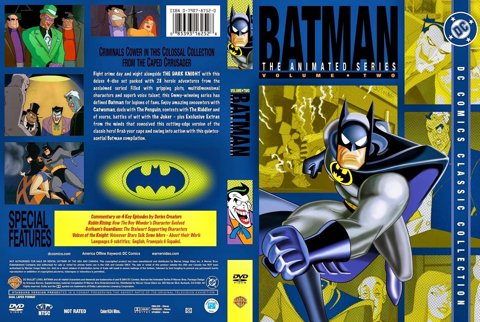Batman a Série Animada