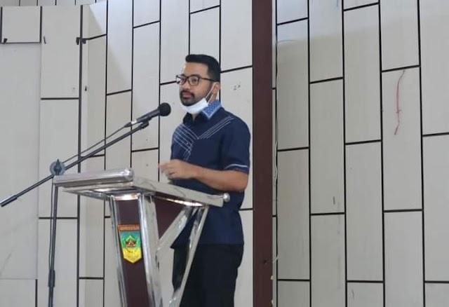 Zigo Rolanda : Terimakasih Pjs Bupati Solok Selatan,71Hari Bertugas Banyak Memberikan Perobahan || dutametro